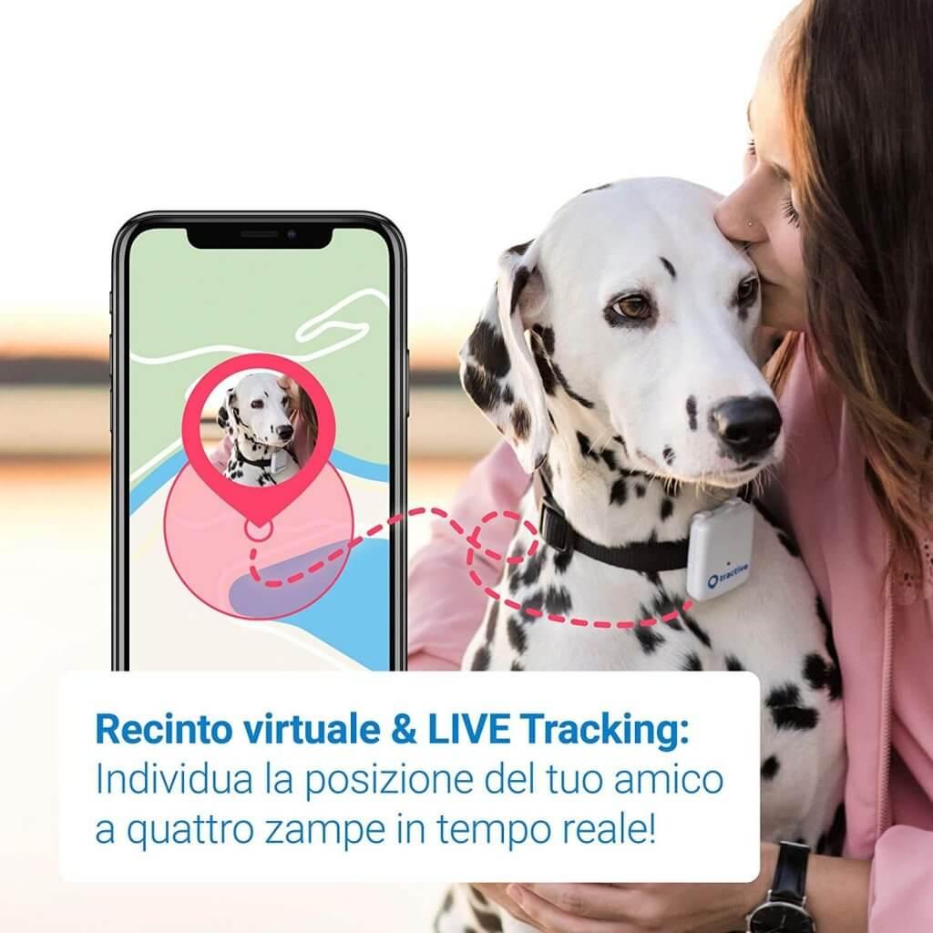 localizzatori Gps per cani, Tractive