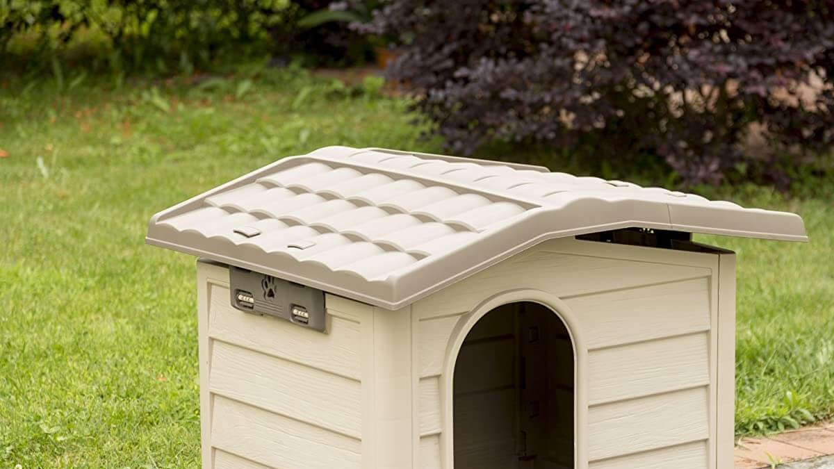 Cuccia per cani bungalow