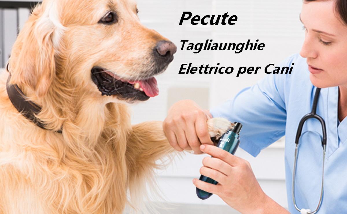Tagliaunghie per cani, preciso e silenzioso
